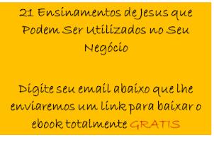 EBOOK 21 ENSINAMENTOS DE JESUS