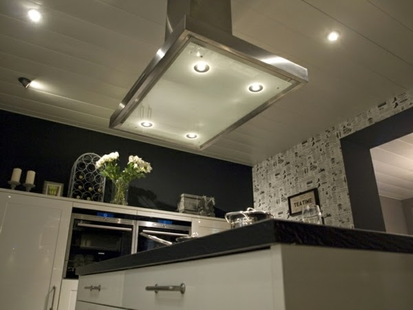 Ceiling Led Lighting Systems : Exclusive led ceiling lights and light fixture for modern