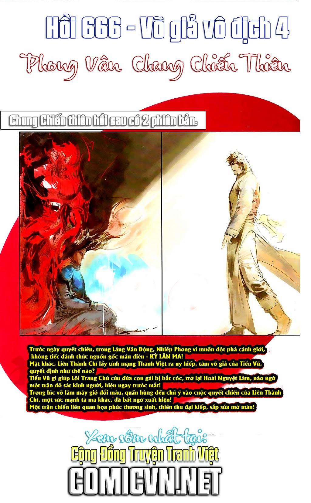 Phong Vân Chap 665 - Trang 58