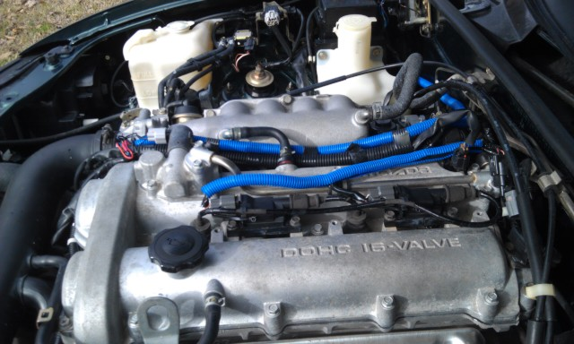 1999 to 2001 vvt engine swap ignition mostly miata none of the information i found included a final wiring diagram the 2001 coil pin out information so i also had to come up my own wiring plan