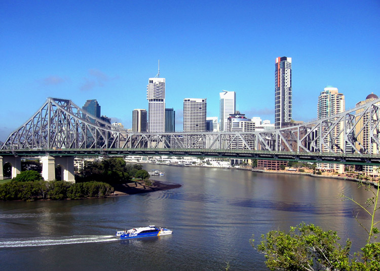 Brisbane Australia  city photos gallery : World Beautifull Places: Brisbane Queensland Australia Nice View And ...