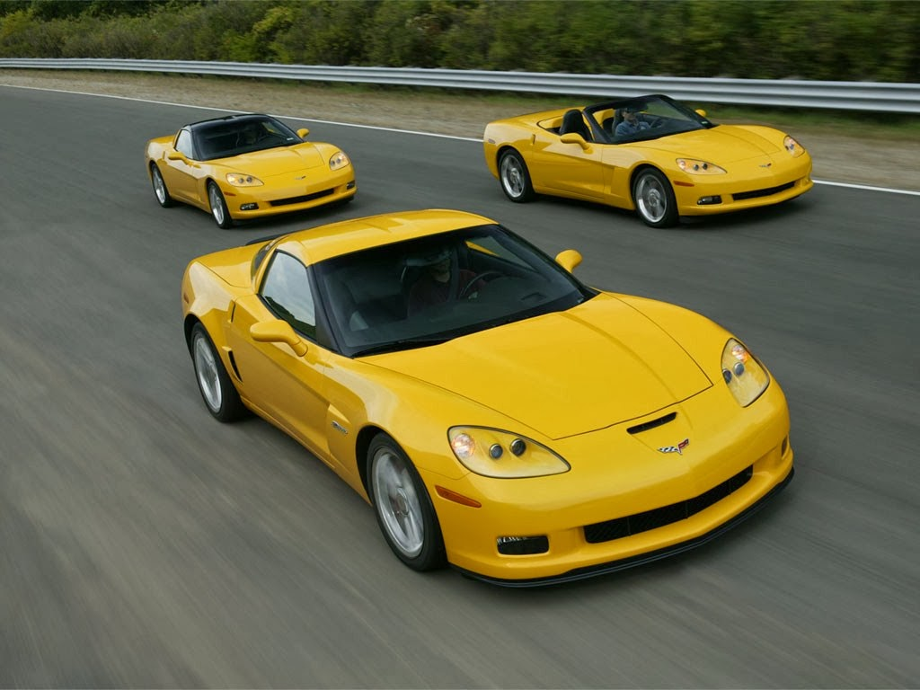 Chevrolet Corvette Z07  Car Wallpaper
