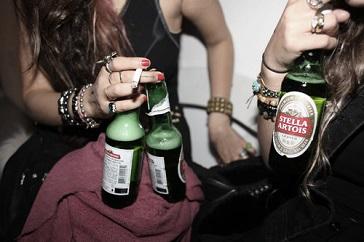 Birra sorrisi e sogni.