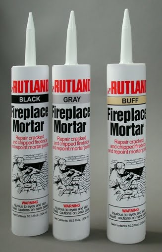 Fireplace Mortar And Grill Polish