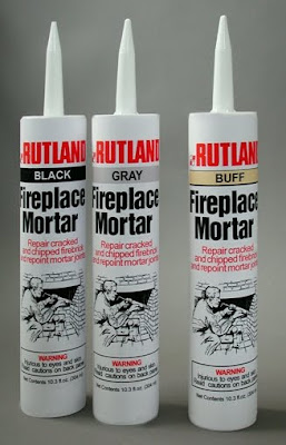 Fireplace Mortar