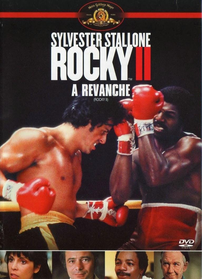 Rocky 2: A Revanche – Dublado (1979)