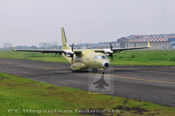 Pesawat cn 235 Indonesia Pesawat Cn-235 Mpa Pesanan