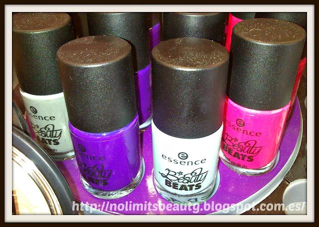 Beauty Beats de Essence - Nail Polish