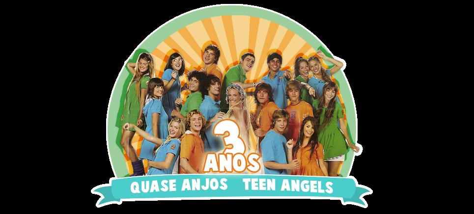 ☜☮☞ Quase Anjos   Teen Angels ☜☮☞