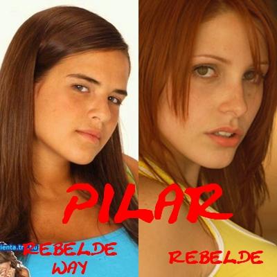 fotos chicas rebelde way: