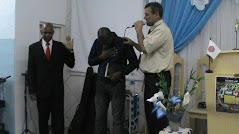 Ministração na Igreja Plenitude