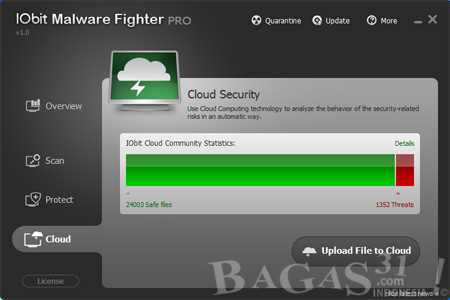 IObit Malware Fighter 1.0 Final + Patch 5