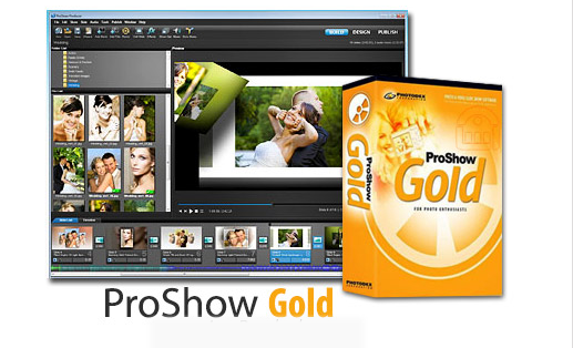 how to add music to proshow gold