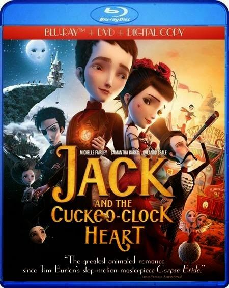 ดูการ์ตูน Jack and the Cuckoo-Clock Heart แจ็ค หนุ่มน้อยหัวใจติ๊กต็อก