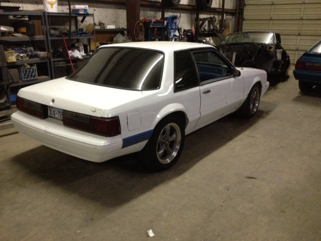 Whiteboy S Mustangs 1993 Mustang Coupe 5 0 5spd