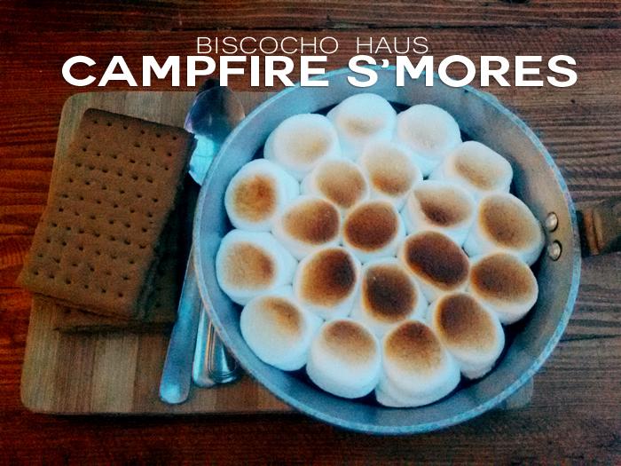 Biscocho Haus Campfire Smores
