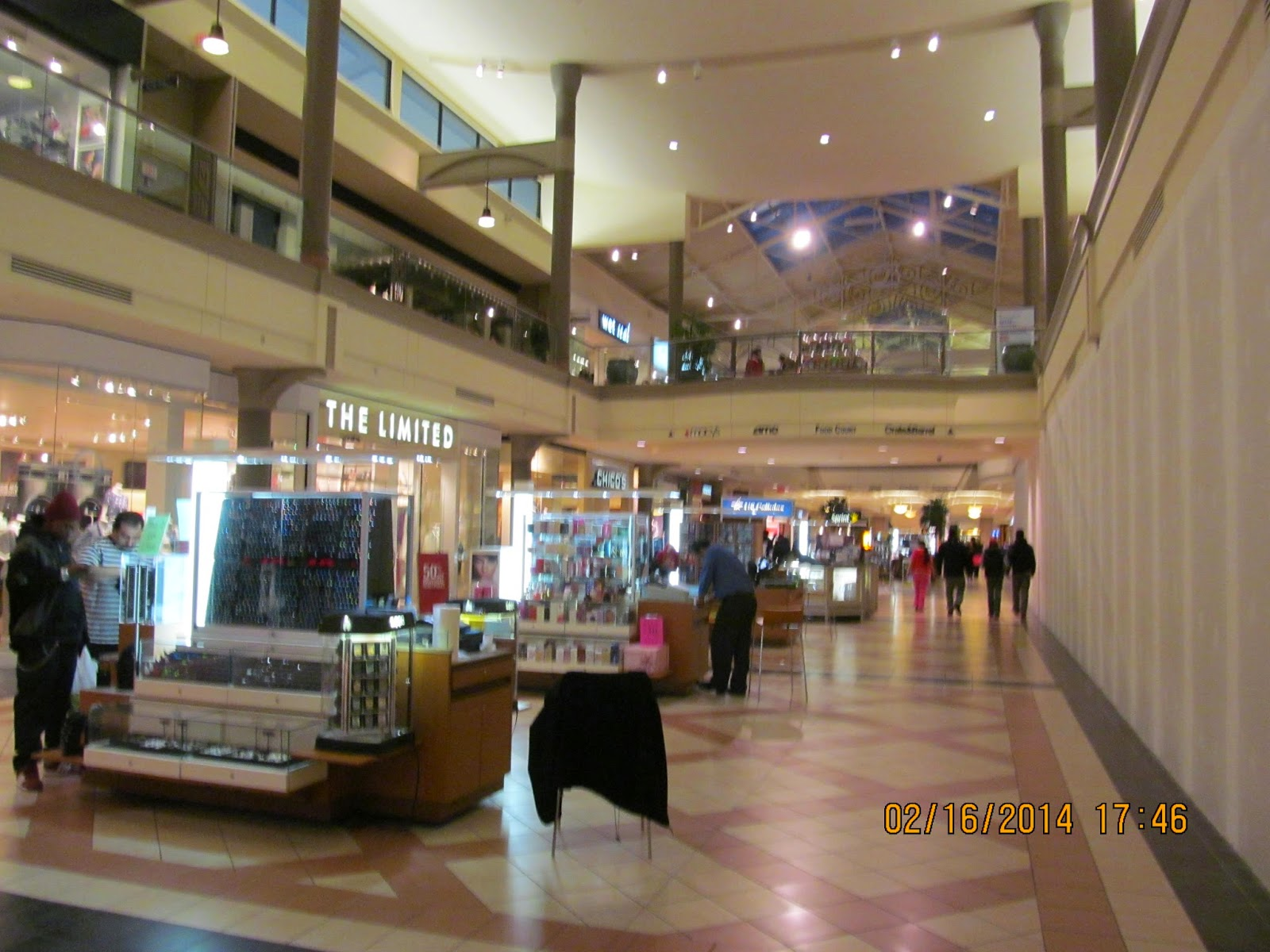 WI) Mall- to Trip Mayfair (Wauwatosa, the Mall: