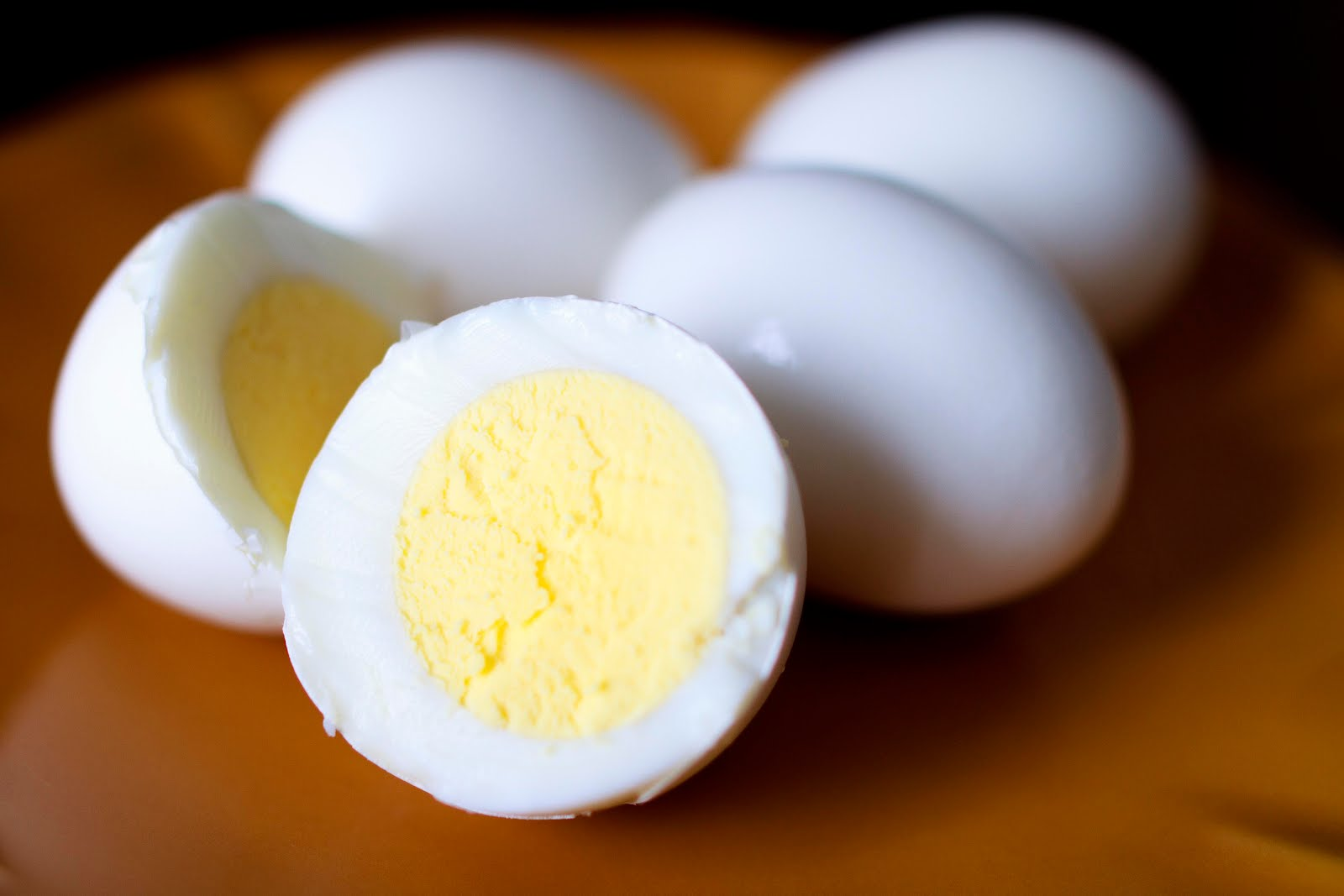 My Name Is Snickerdoodle: Perfectly Cooked Hard Boiled Eggs