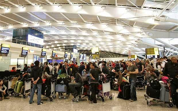 descriptive essay about airport