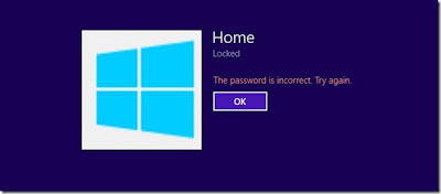 Cara Mudah Reset Password Windows 8
