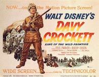 Davy Crockett, a vadnyugat királya 1955