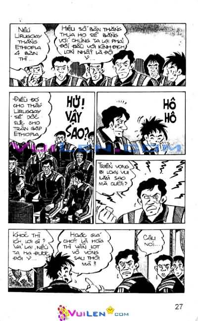 Jindodinho - Đường Dẫn Đến Khung Thành III Tập 66 page 27 Congtruyen24h