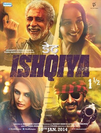 Dedh Ishqiya 2014 Hindi Movie Download