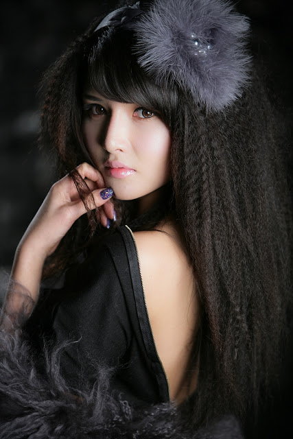 Cha Sung Hwa - Dark Night Women Korean Model