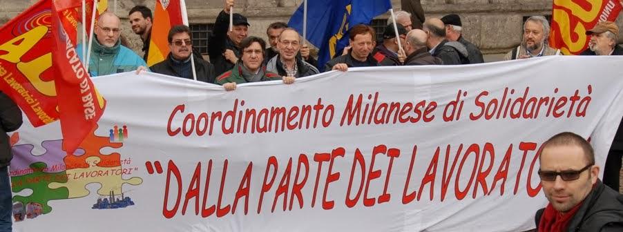 Coordinamento Milanese di Solidarietà