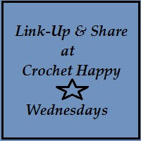 Crochet Happy Link and Share