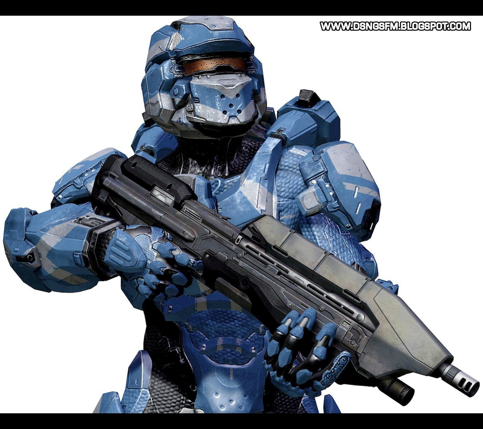Halo 4 New Weapon Skins and Armor Skins | Chief Canuck