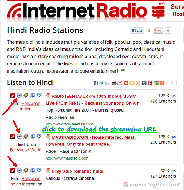 copy-straming-url-radio-station