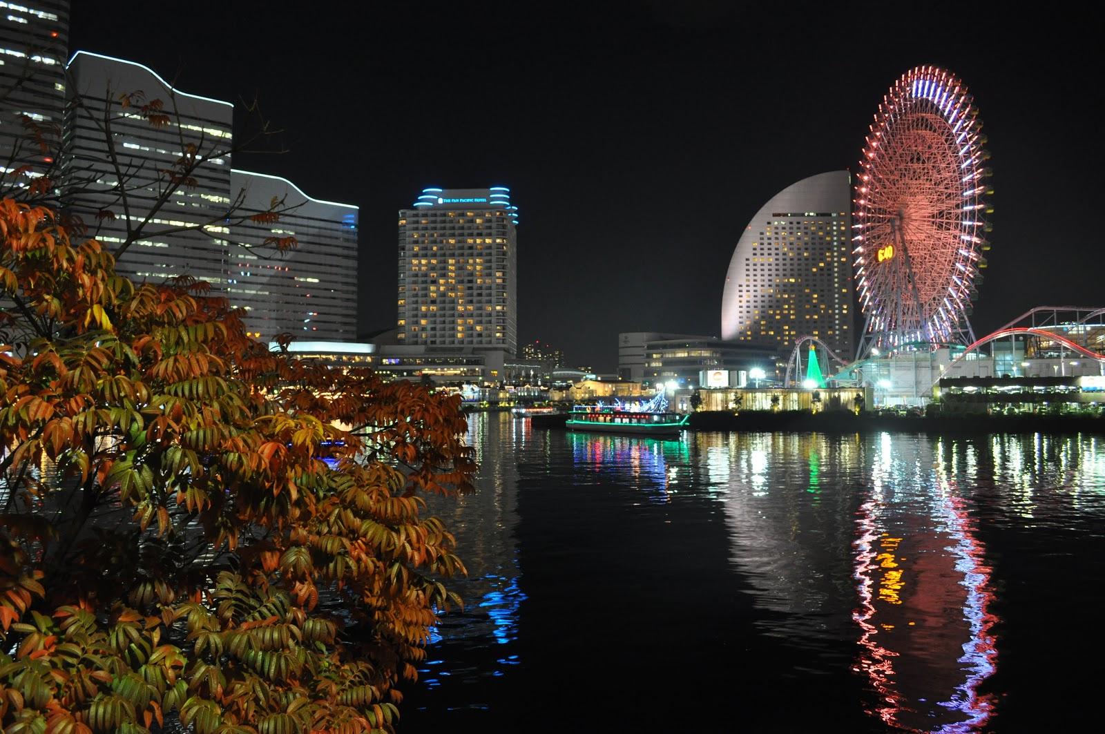 Yokohama Japan  city photos : ... Yokohama 横浜 . A voyage to Yokohama, Kanagawa Prefecture, Japan