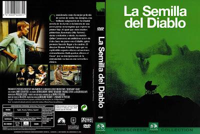 Cover, dvd, carátula:  La semilla del diablo | 1968 | Rosemary's Baby