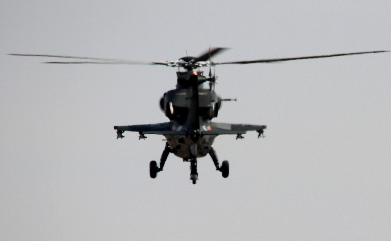 People's Liberation Army's Z-10 Gunship Helicopter ...