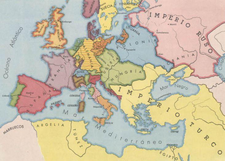 Mapa poltico da europa no sculo xvi mapa poltico europeu at o sculo xvi sciox Image collections