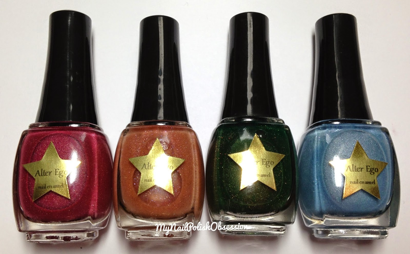 Alter Ego Nail Enamel Winter Wonders