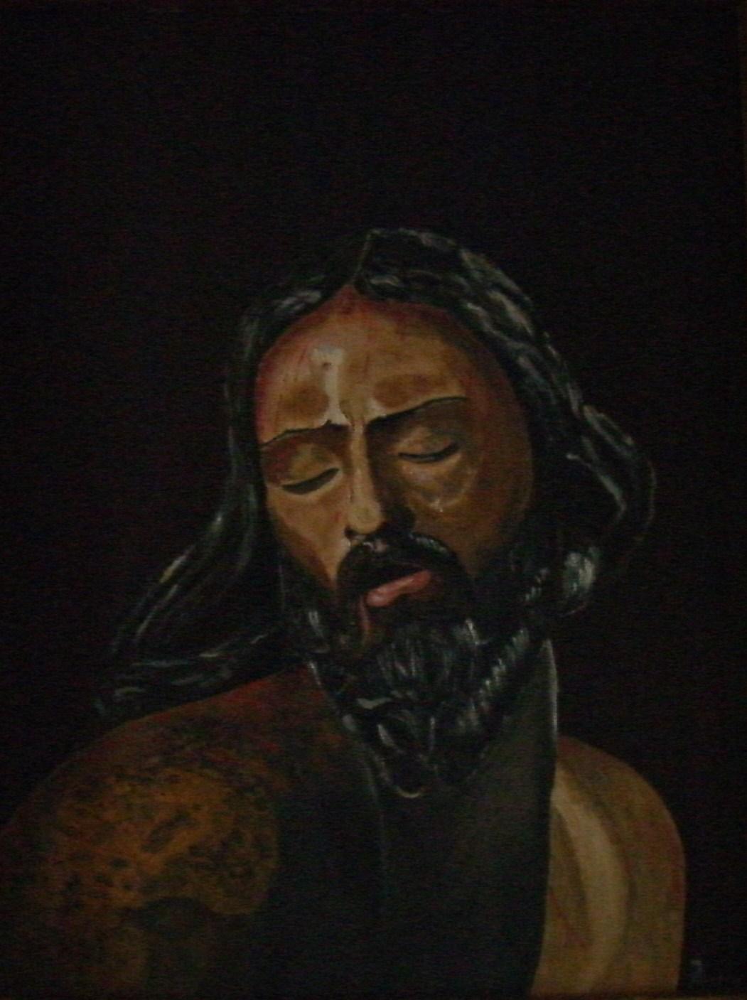 Pintor Jos 233 Mor 243 N Romero Sevilla Cristo De La Providencia
