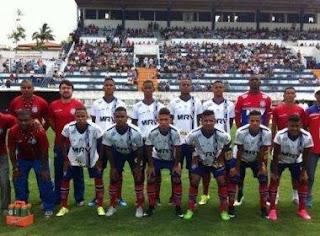 Bahia vence outra e avança na Copa São Paulo