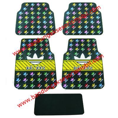Karpet Adidas Black Guang Zhou