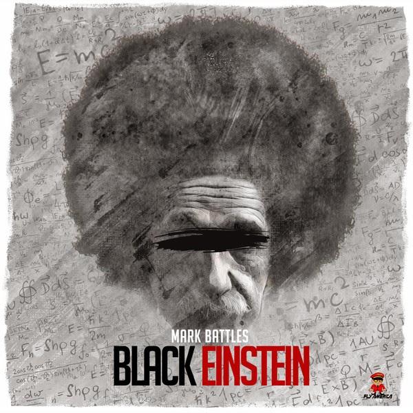Mark Battles - Black Einstein  Cover