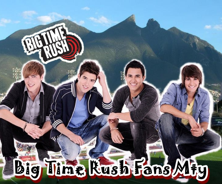 Big Time Rush Fans Mty
