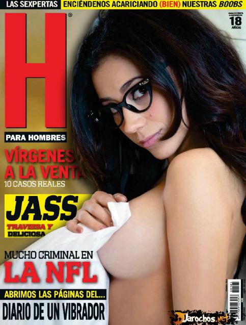 H Para Hombres Octubre 2014 JASS - Mucho criminal en la NFL