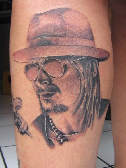 Tatuaje de Kid Rock