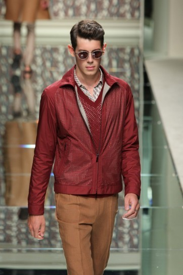 Ermenegildo Zegna Men's Sunglasses 2013
