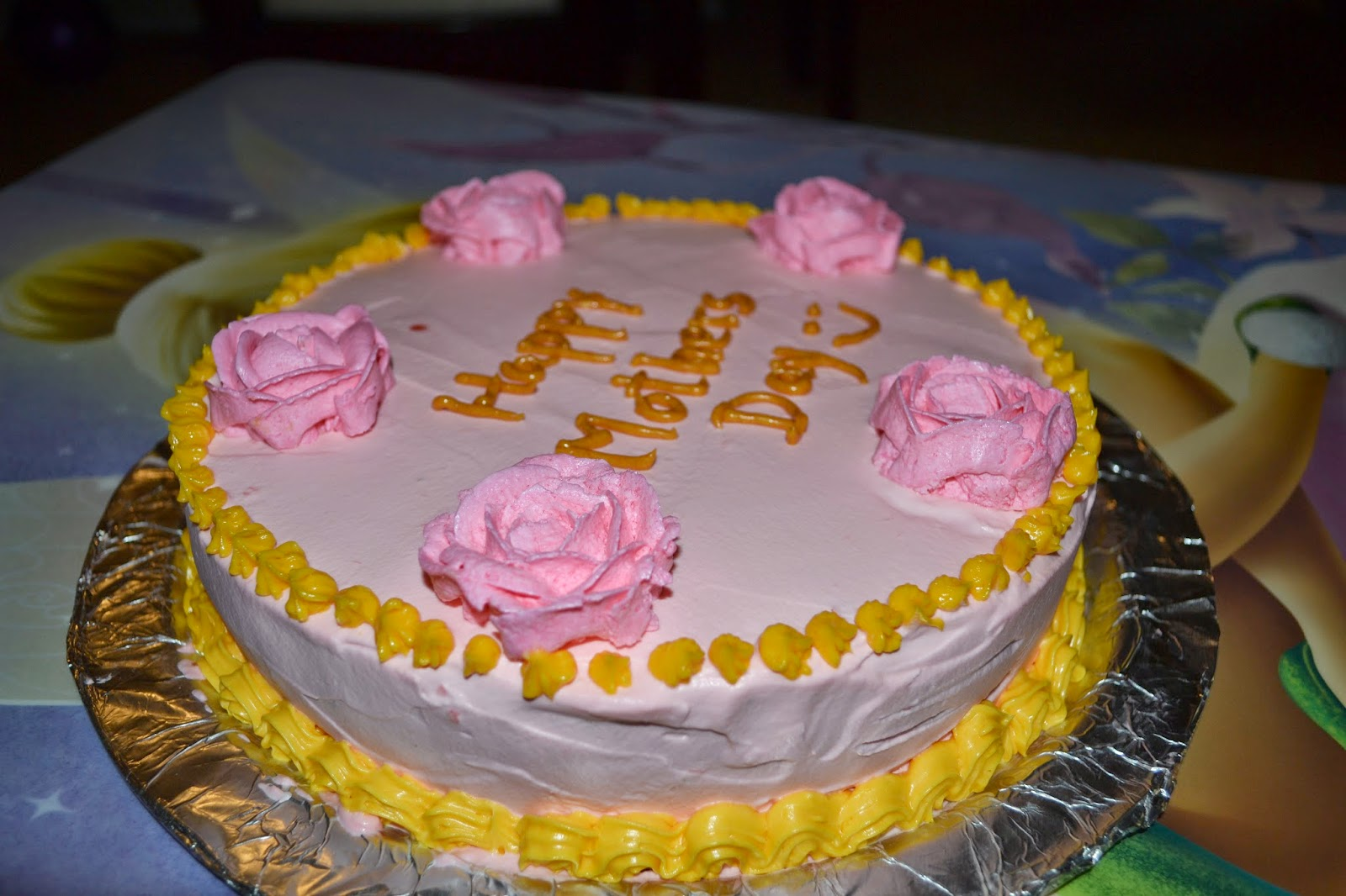 My Treasures Mothers Day Cake Happy Mothers Day