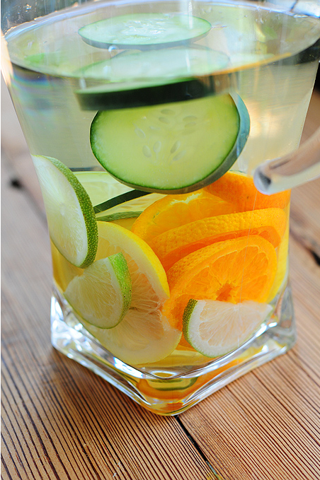 cucumber orange water cucumber orange water cucumber orange water