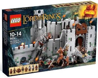 Image du set 9474 LEGO le seigneur des anneaux - la bataile du gouffre de Helm