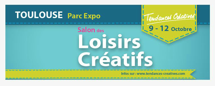 Emmaginaire salon des loisirs cr atifs et cook cake for Salon du loisir creatif