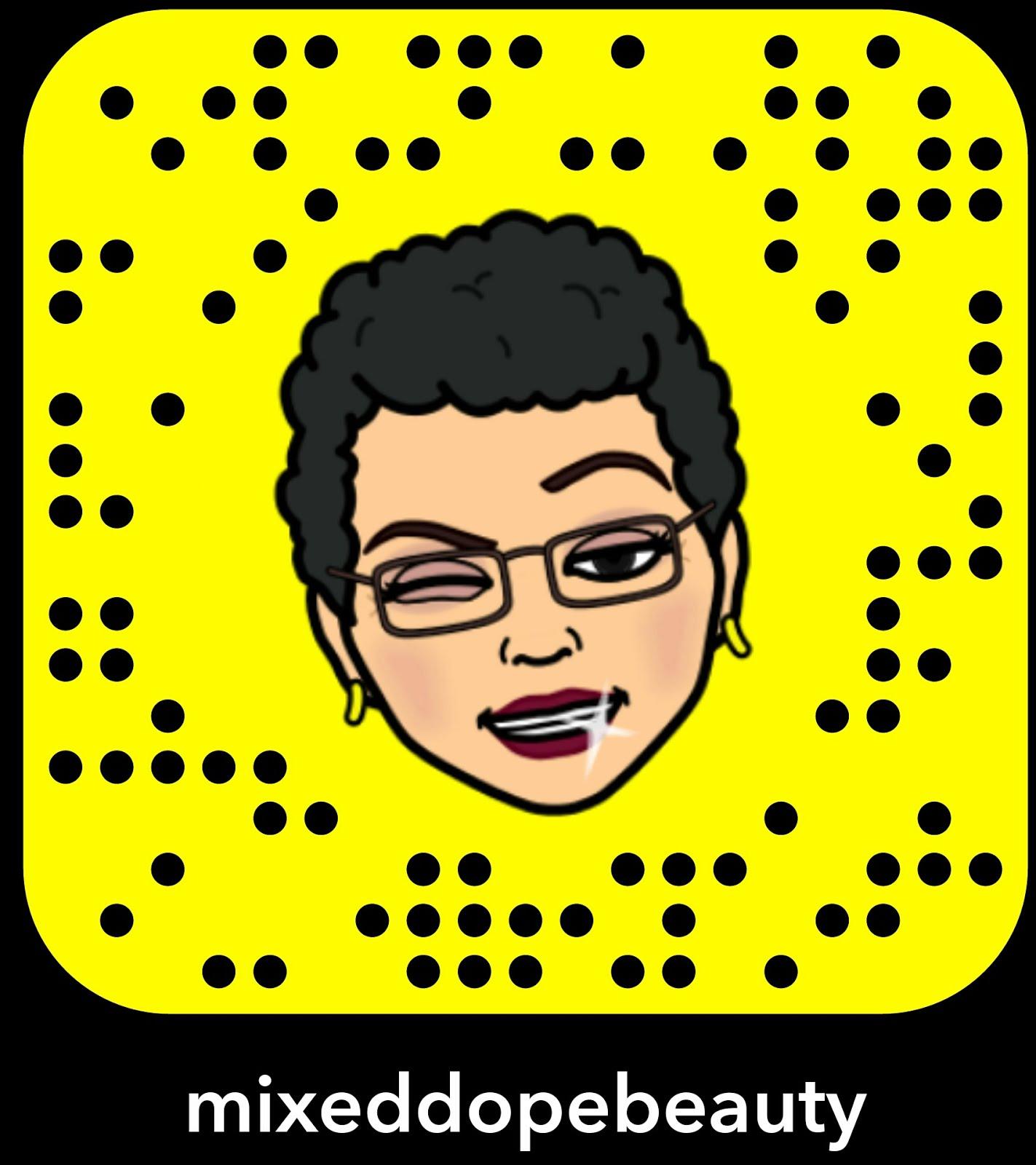 Suis moi sur Snapchat